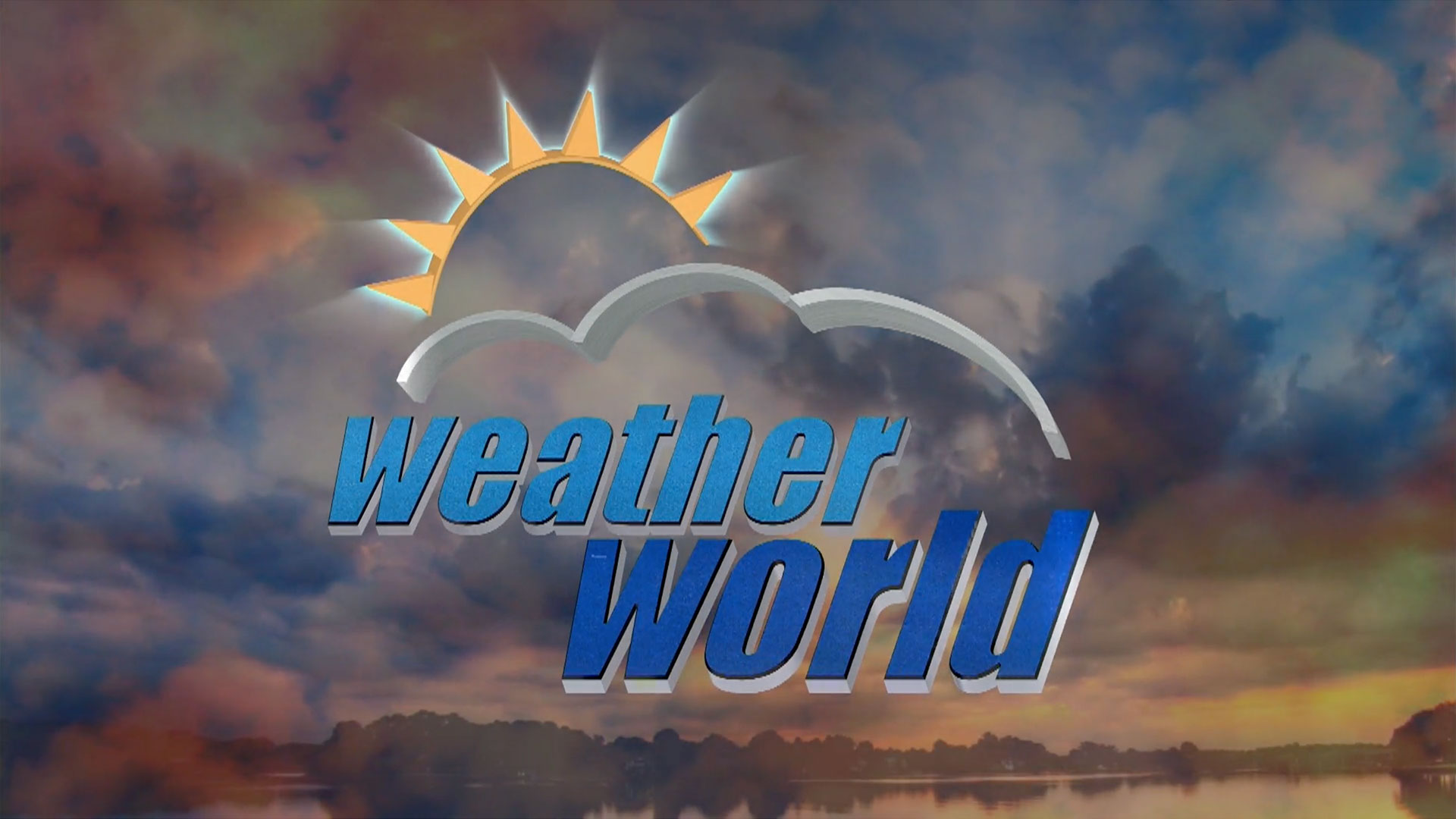Weather World Title Card