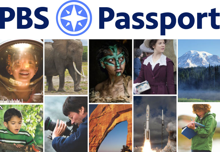 WPSU Passport logo