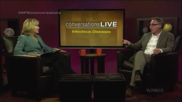Conversations Live: Infectious Diseases