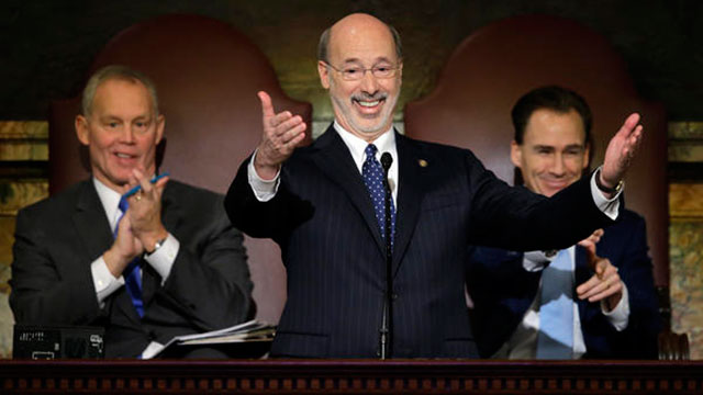Photo of Gov. Tom Wolf