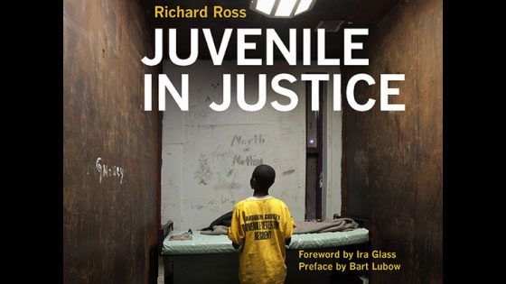 """Juvenile Injustice,"" by photographer and researcher Richard Ross"