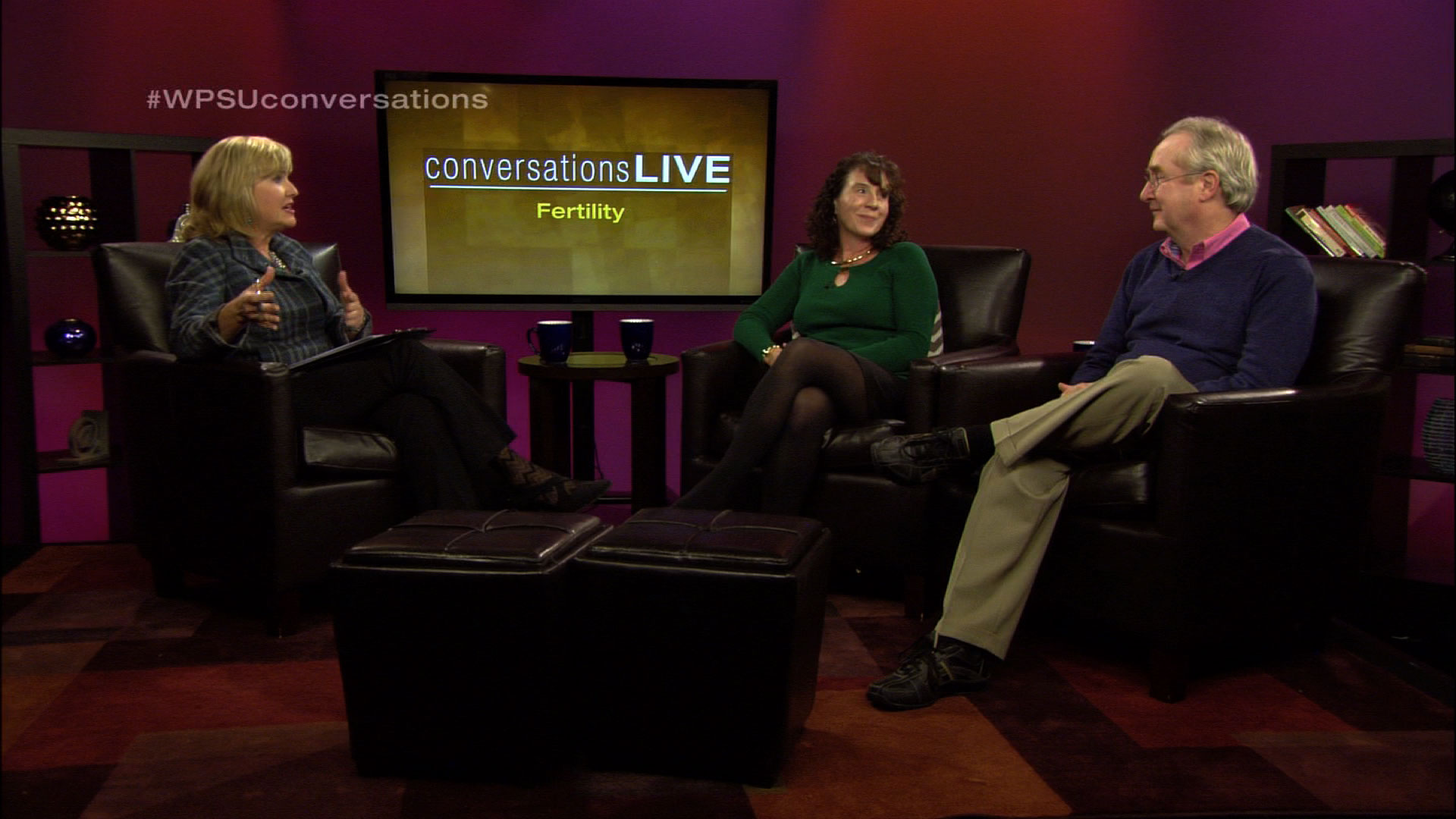 Conversations Live: Fertility