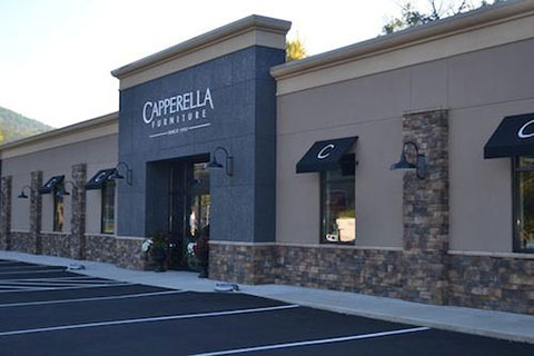 Capperella Furniture store front