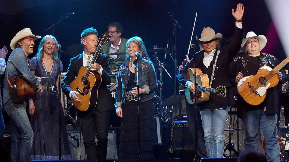 Lyle Lovett, Dwight Yokum and others on state at Austin City Limits