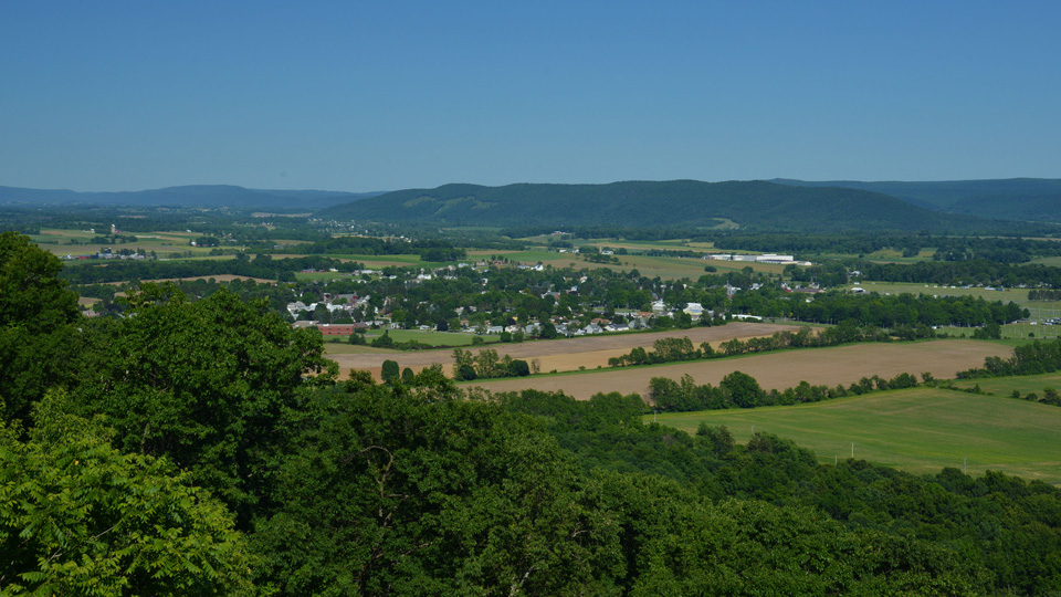 Penns Valley region