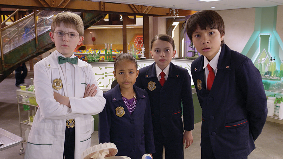 Cast of Odd Squad