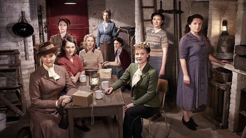Cast of Home Fires Season 2