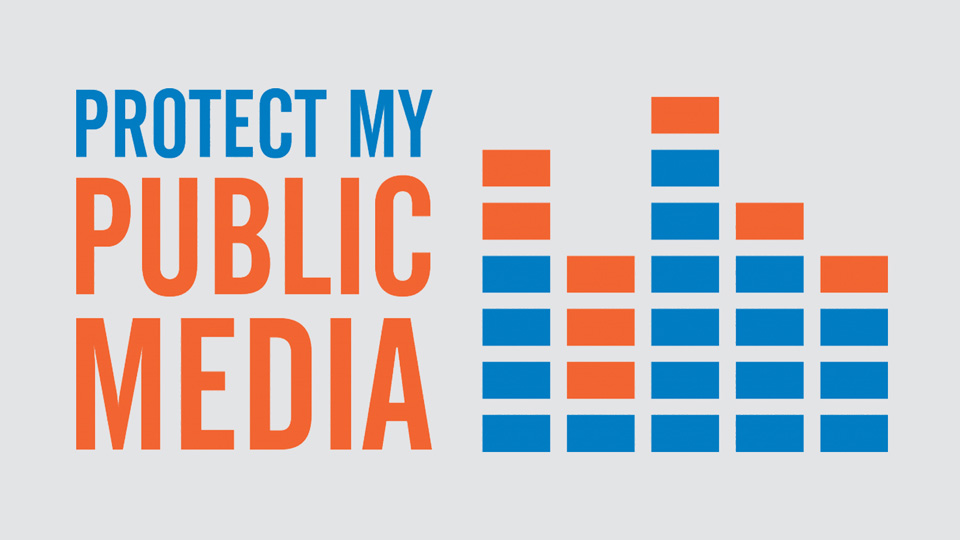 Protect My Public Media Logo