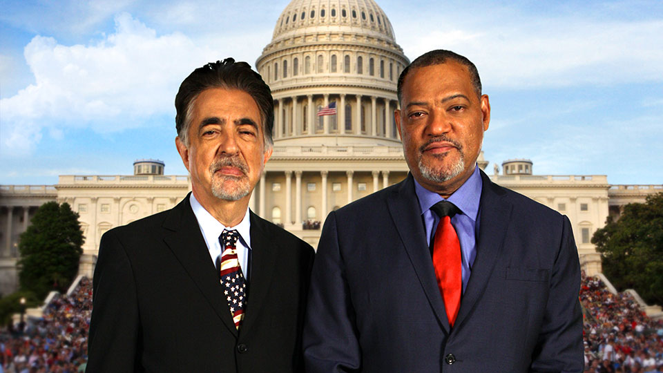 Joe Mantegna and Laurence Fishburne co-host the 28th annual broadcast of this night of remembrance.