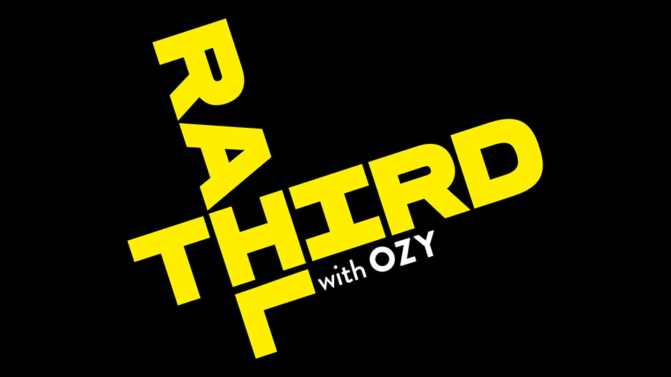 Third Rail with Ozy logo