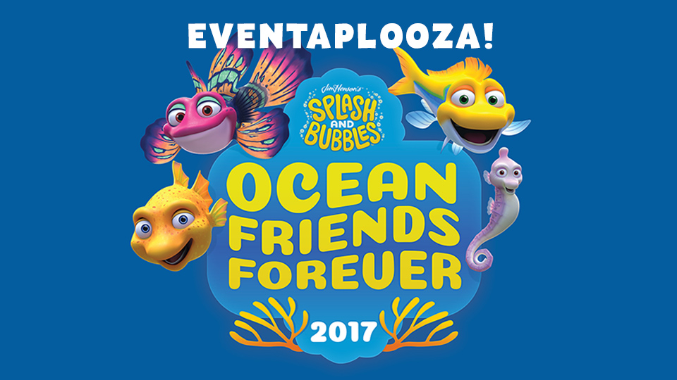 Splash and Bubbles: Ocean Friends Forever