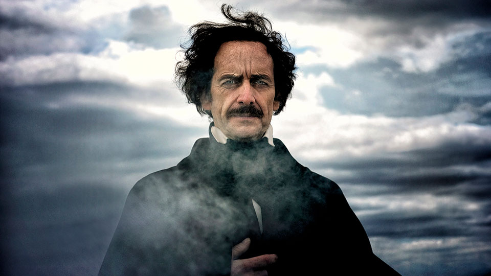 Denis O'Hare as Edgar Allan Poe