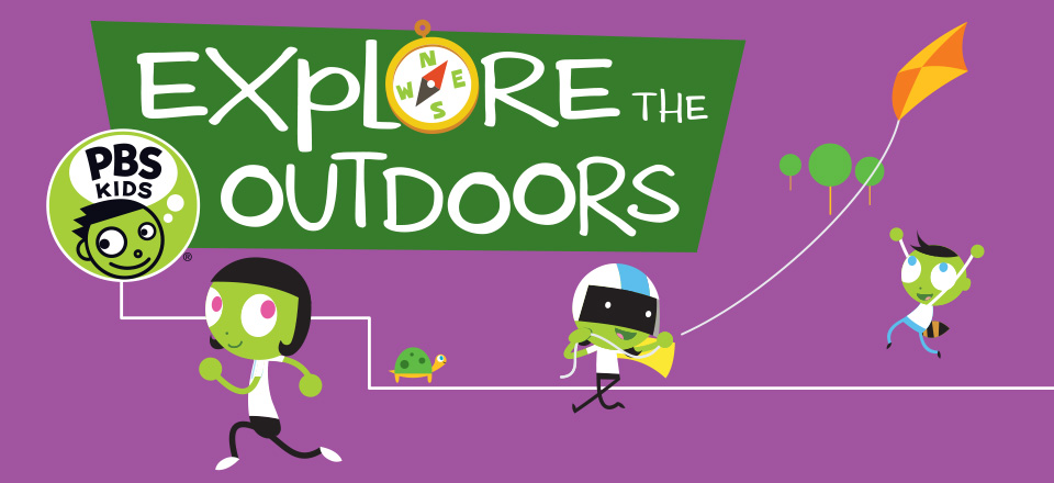 PBS Kids Explore the Outdoors