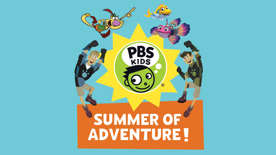 PBS Kids Summer of Adventure