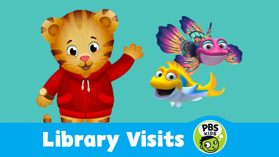 Daniel Tiger and Splash and Bubbles