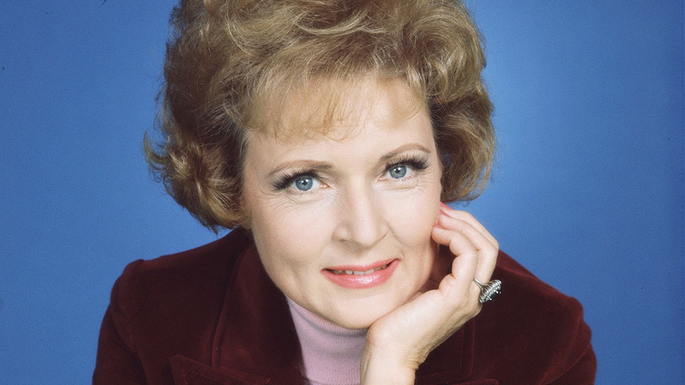 Betty White in the 1970s.