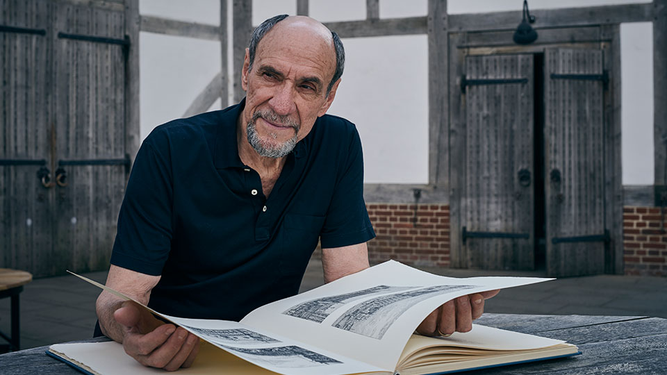 """The Merchant of Venice"" hosted by F. Murray Abraham."