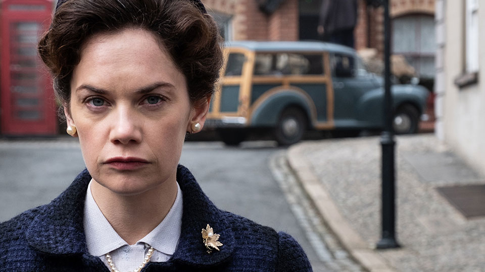 Ruth Wilson as Alison Wilson