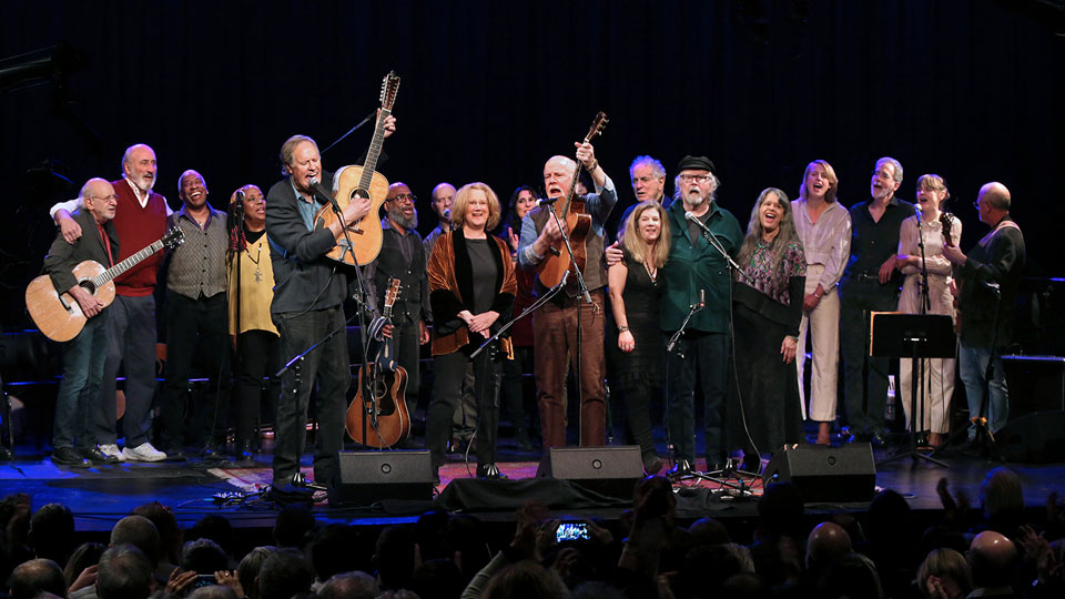 Pete Seeger Tribute Concert