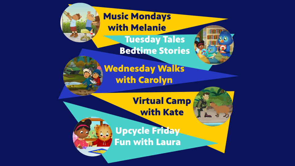 WPSU Virtual Summer Camp