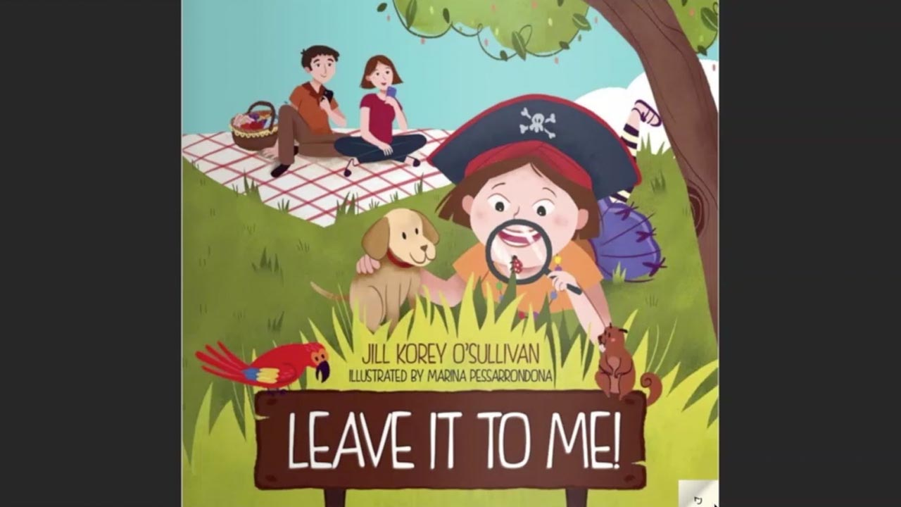 cover of Leave it to Me