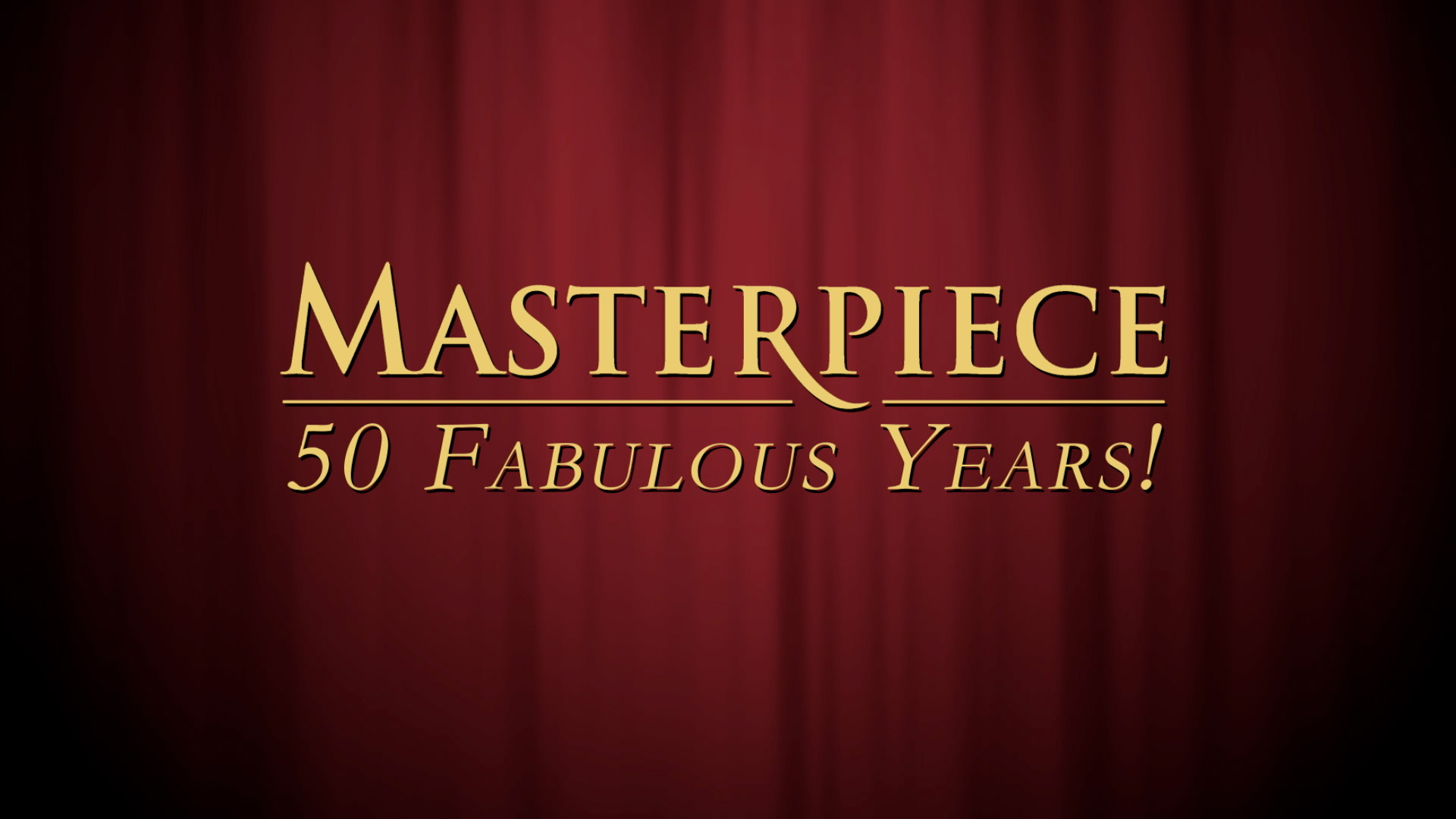 Celebrating 50 Fabulous Years of Masterpiece