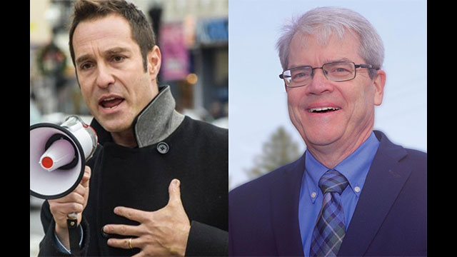 Ezra Nanes and Jim Leous are competing for the Democratic nomination for State College mayor in the 2021 primary.