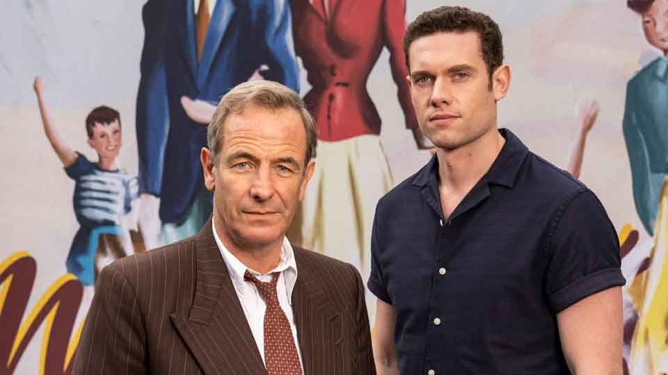 Grantchester characters
