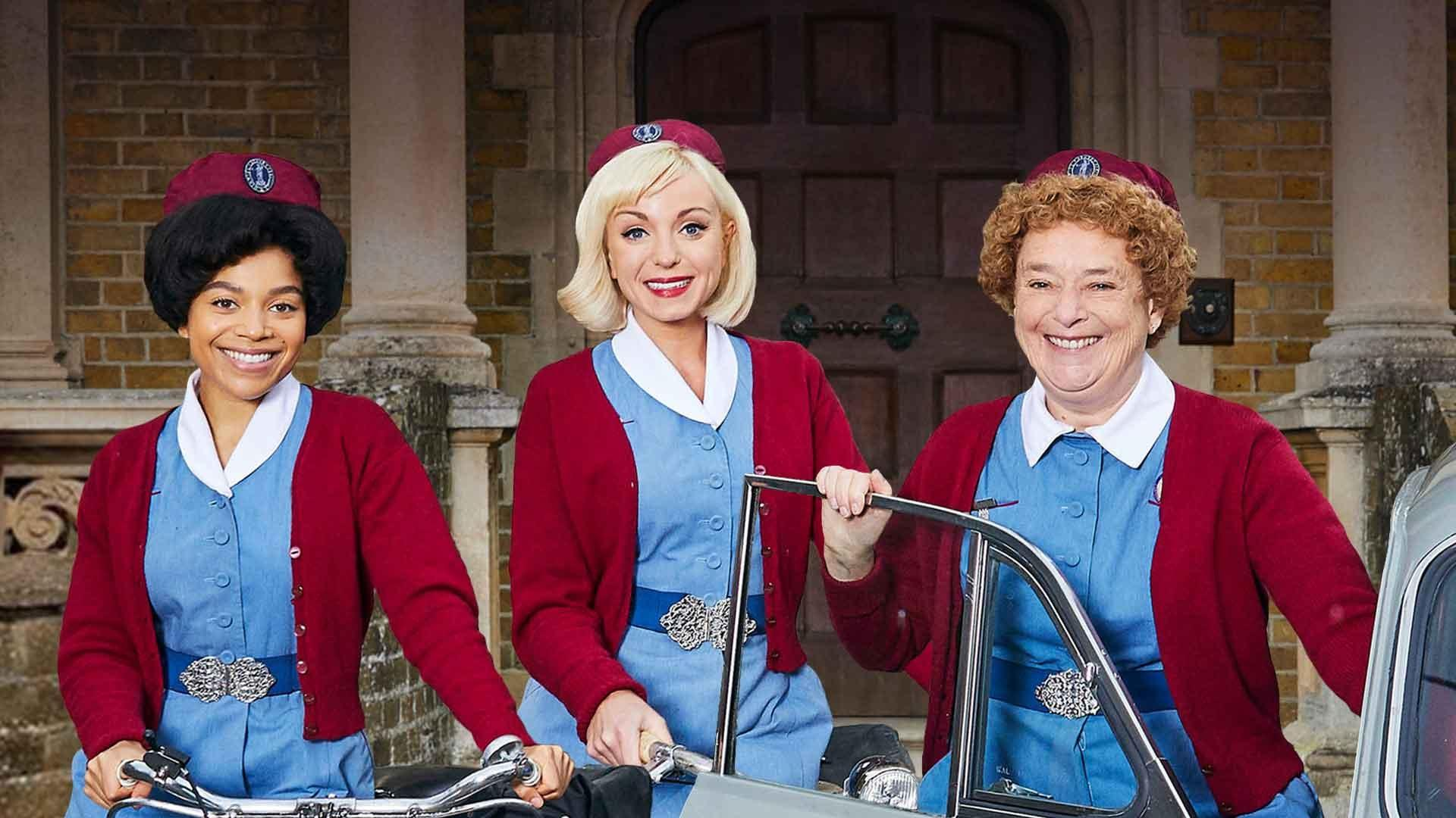 cast of Call the Midwife