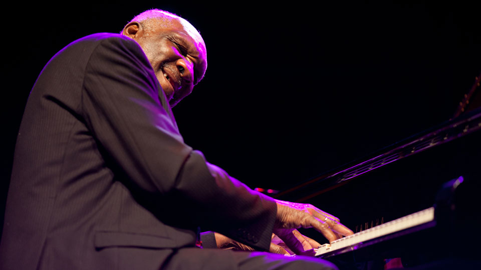 Harold Mabern in 2012. Credit Jimmy Baikovicius / Creative Commons