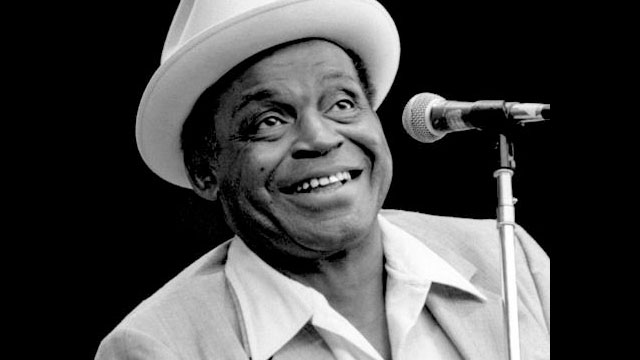 Willie Dixon at Monterey Jazz Festival, 1981 Credit Brian McMillen / Creative Commons