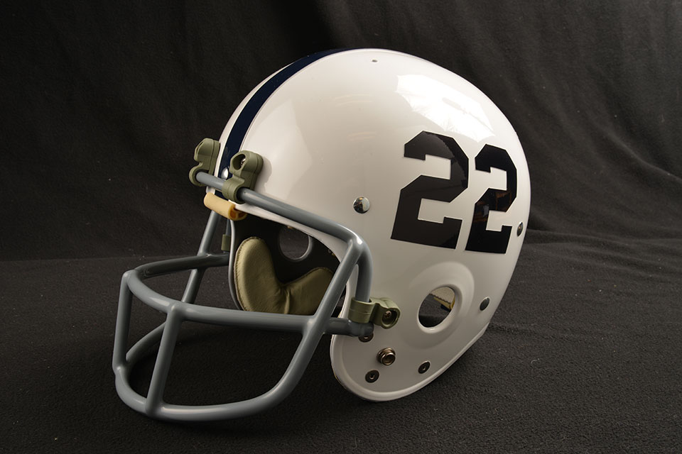 #22 Penn State Helmet signed by John Cappelletti