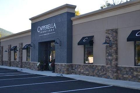 Capperella Furniture store front