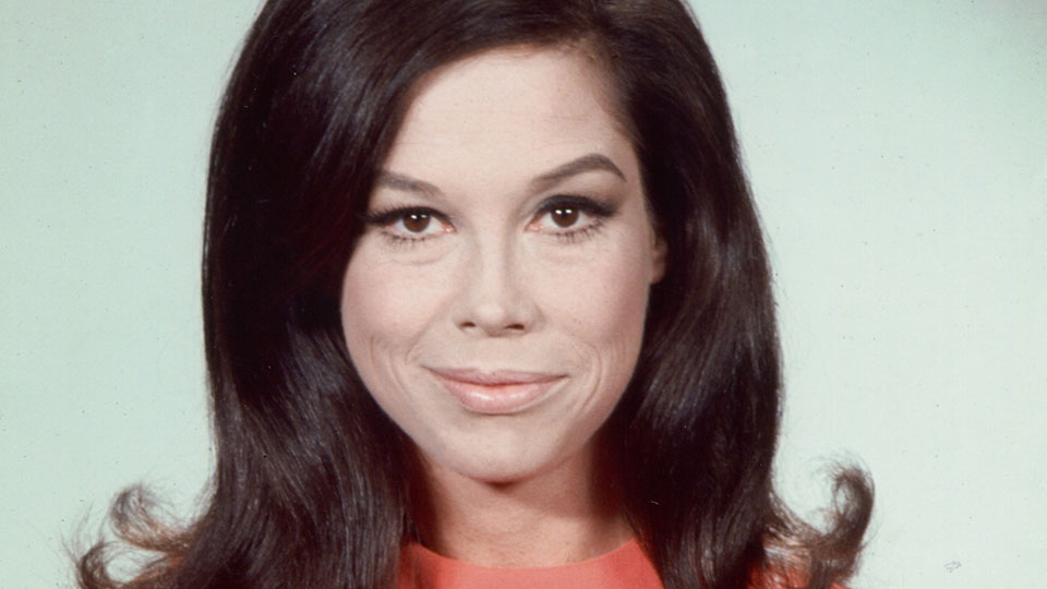 Mary Tyler Moore in the mid 1970s