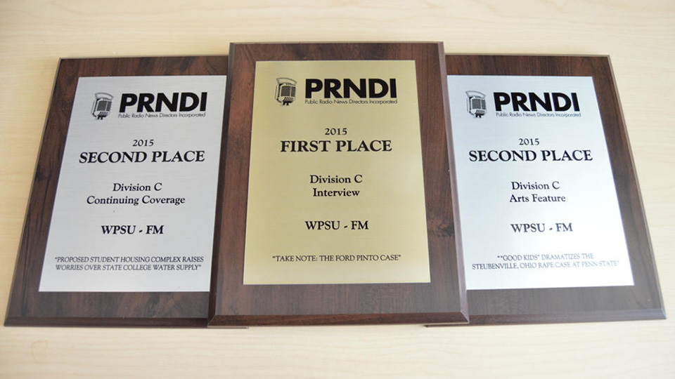 2015 PRNDI Awards