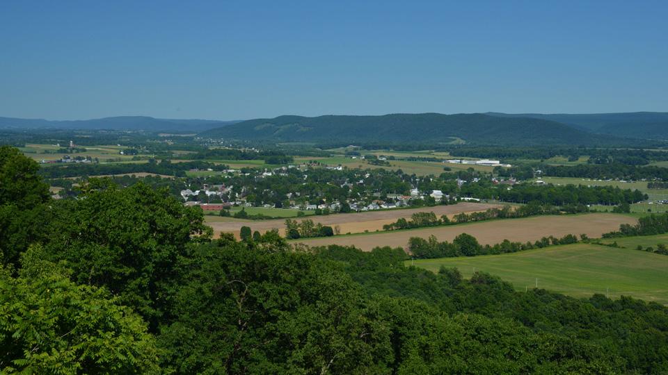Penns Valley region