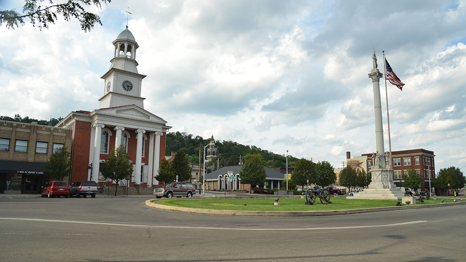 Lewistown courthouse