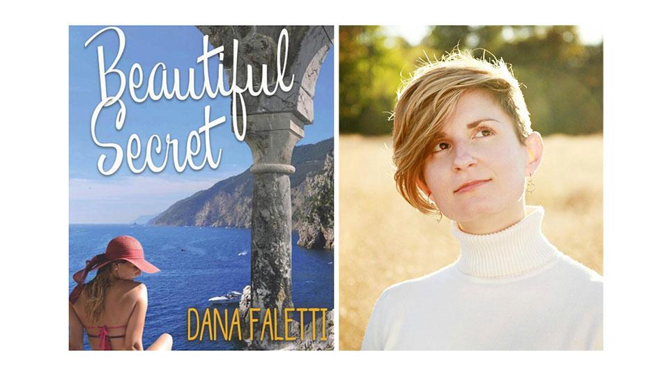Cover of Beautiful Secret and reviewer Sarah Kollat