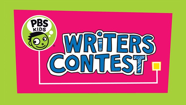 PBS Kids writers contest logo
