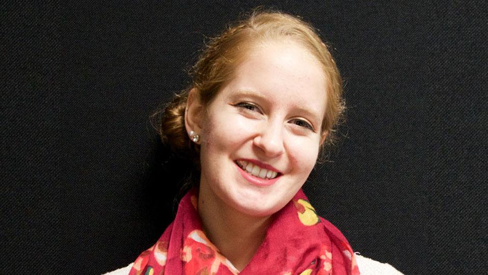 Essayist Natalie Sullivan