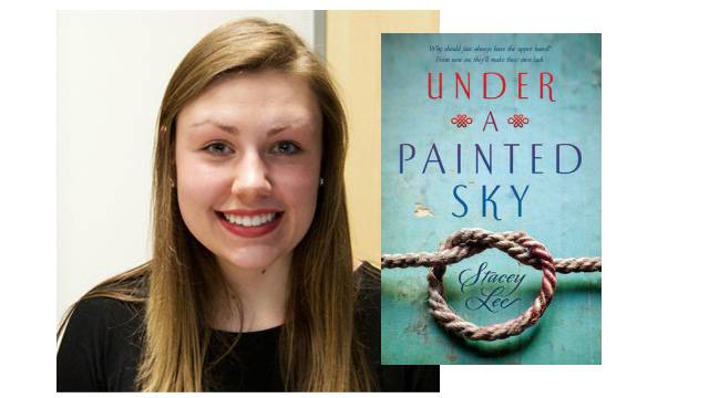 """Essayist Bailey Young reviews the young adult novel """"Under a Painted Sky."""""""