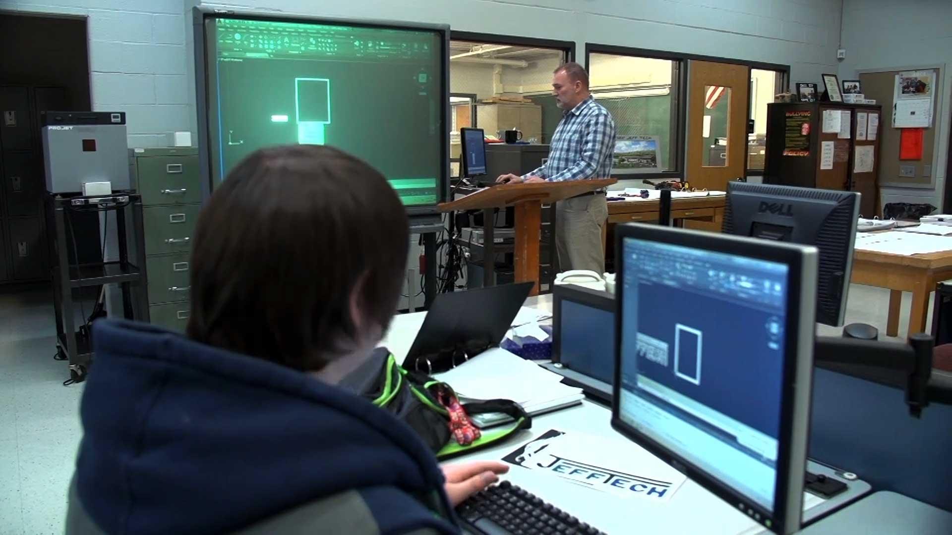 JeffTech classroom