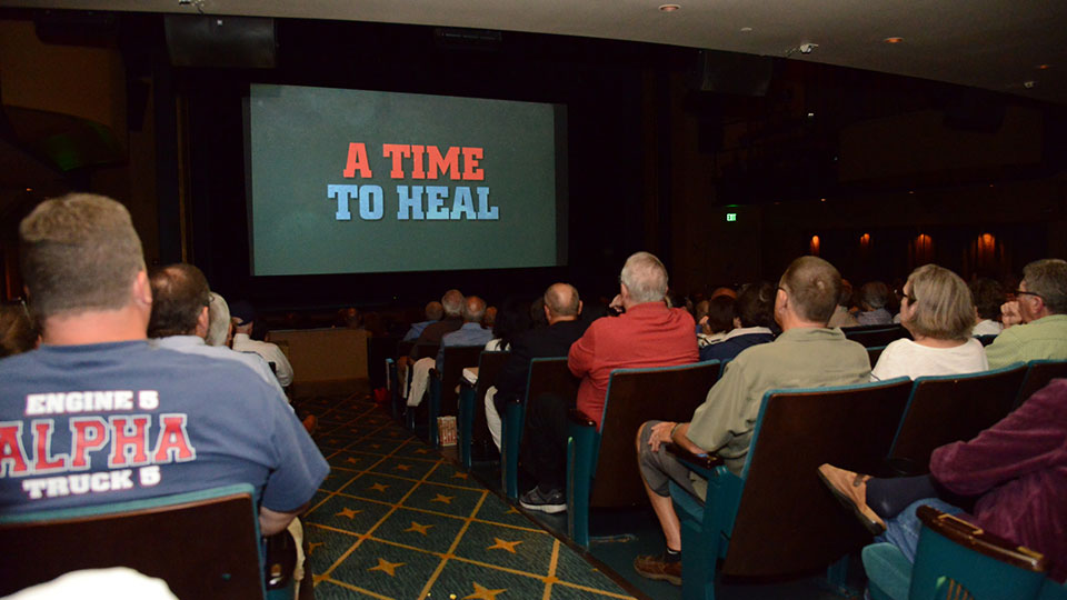 A Time To Heal Screening