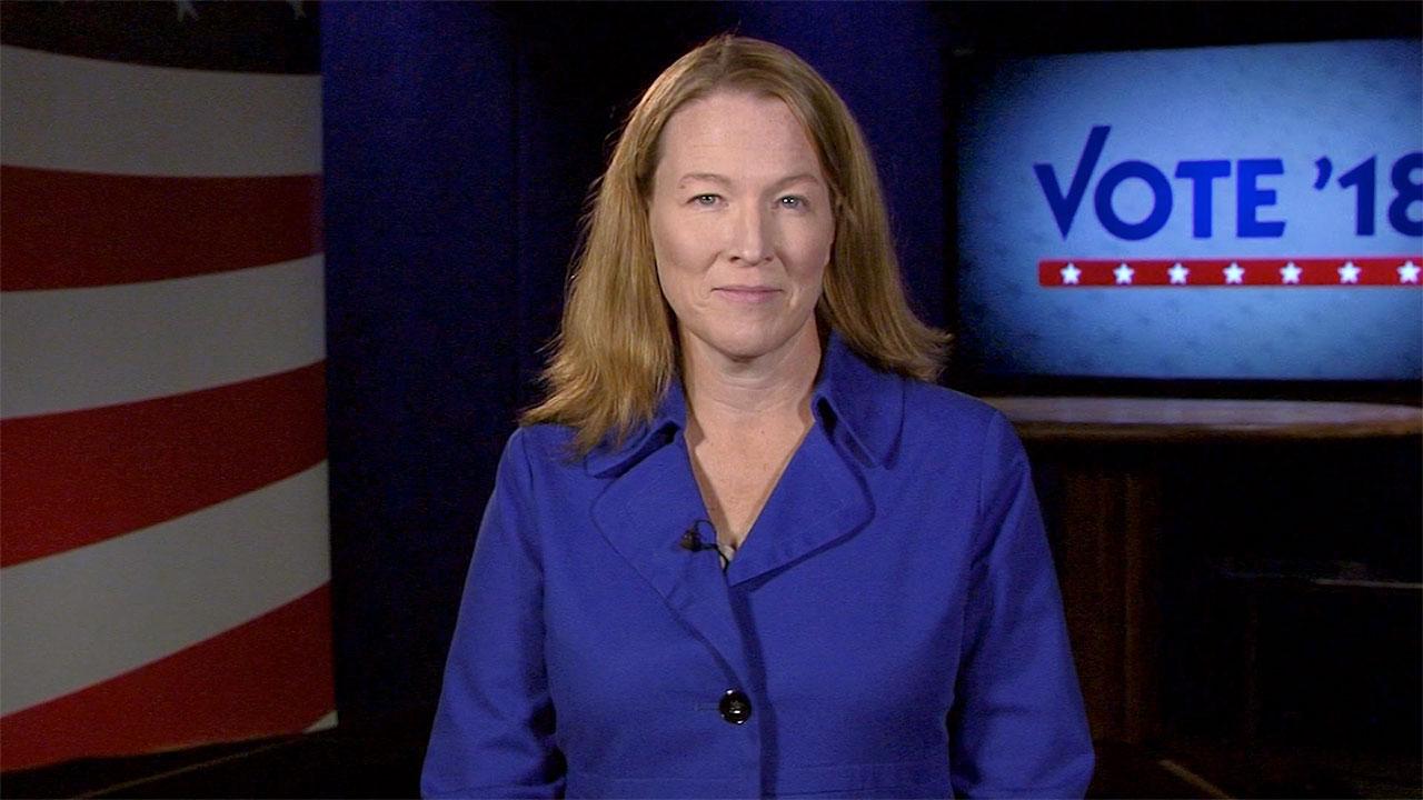 Vote 18 - Anne Danahy