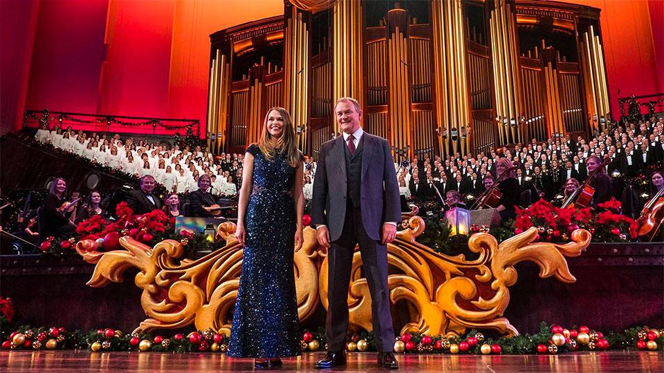 Christmas with the Morman Tabernacle Choir