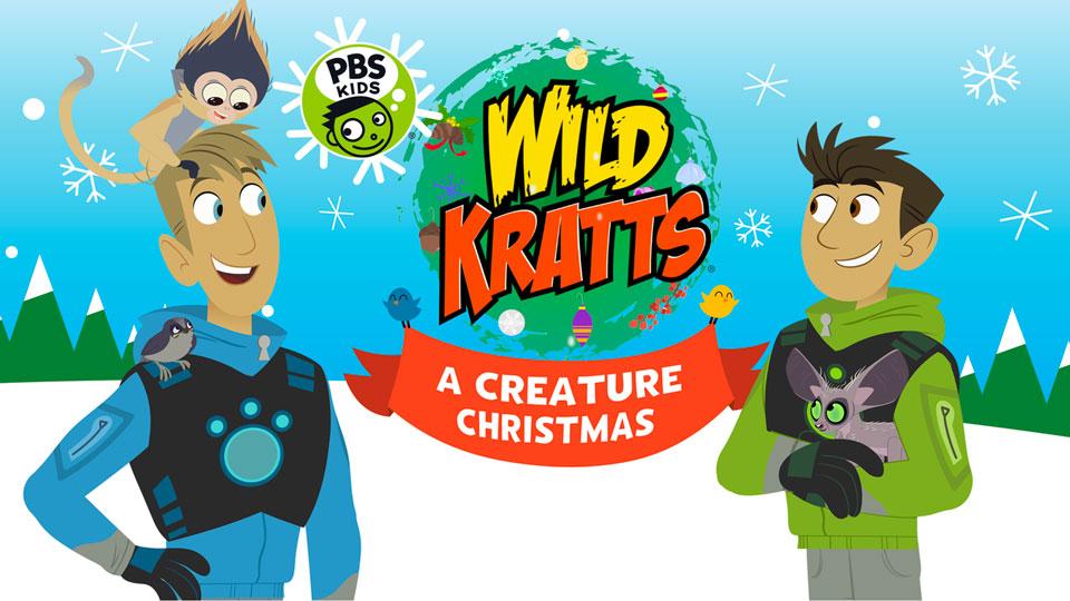 Wild Kratts Creature Christmas