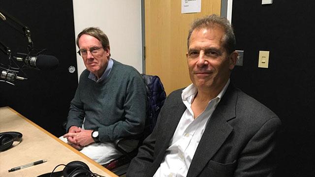 John Walcott and Jonathan Landay