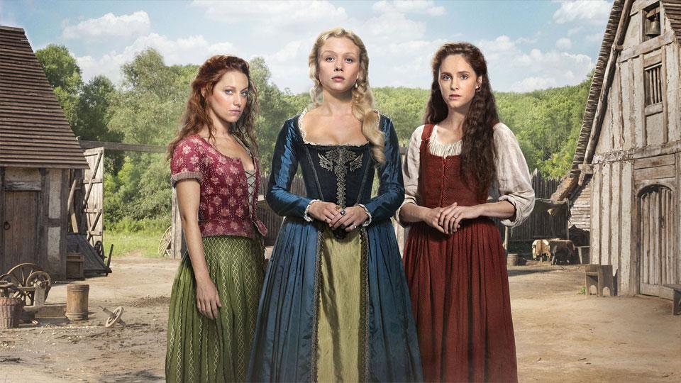 Jamestown, Season 2 main cast