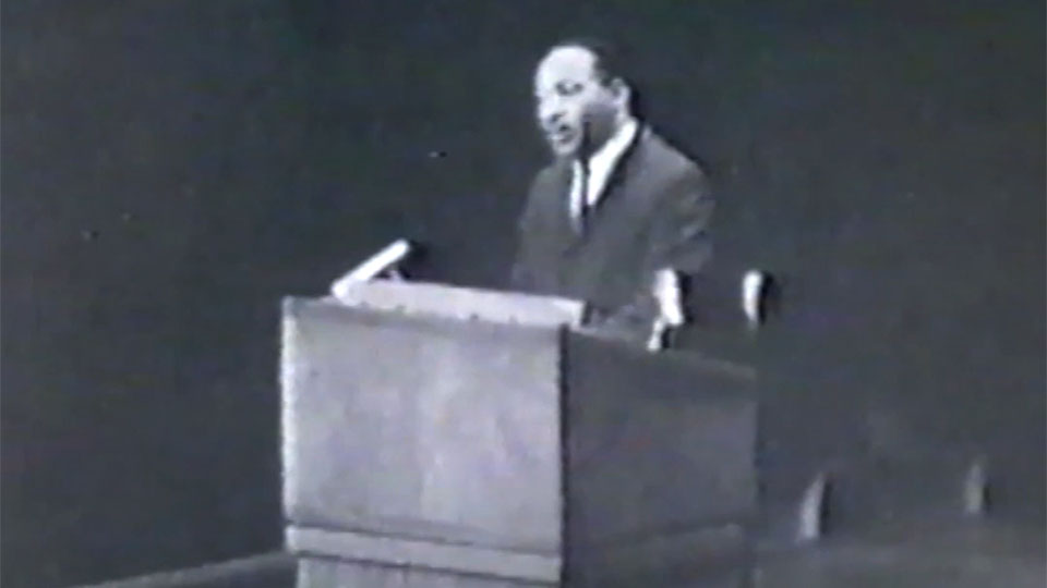 Martin Luther King Jr at Penn State University