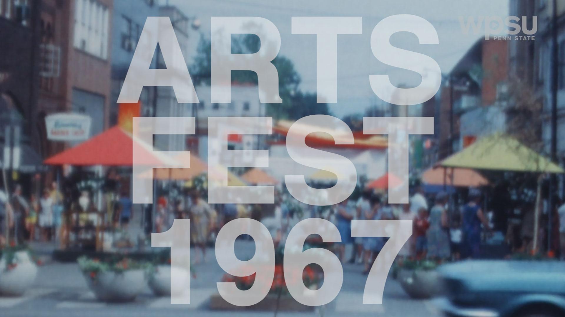 Arts Festival 1967